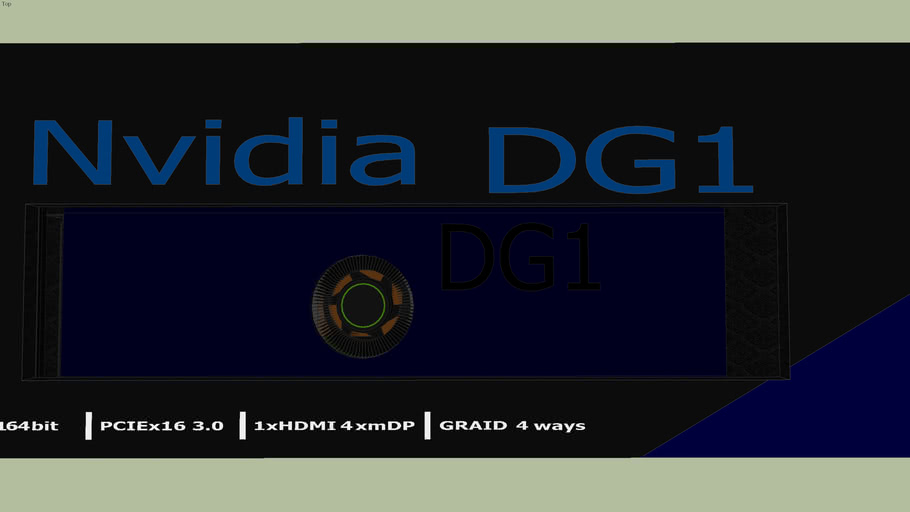 Nvidia DG1
