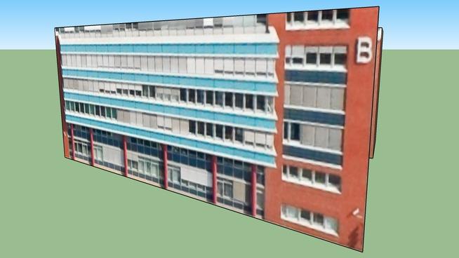 Infopark - B épület