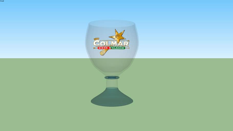 verre biere 31 - beer glass 31