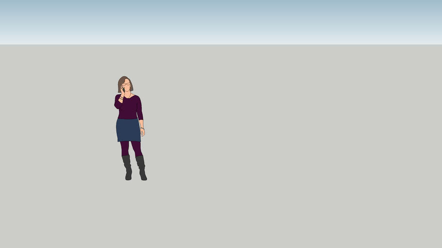 Модель SketchUp 2020