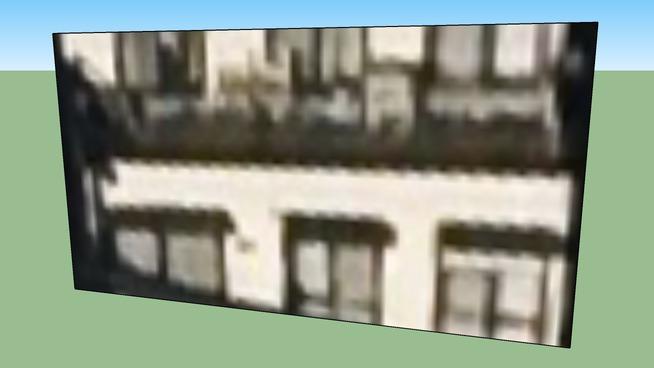 Gebäude in 3丁目1段原山崎, 南区Hiroshima, Präfektur Hiroshima, Japan