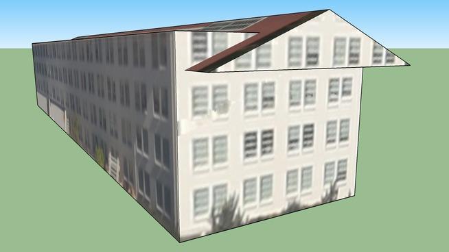 Building in San Francisco, CA, USA