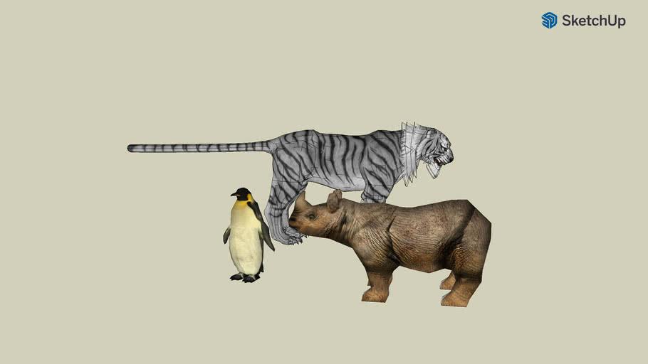 real animals 4