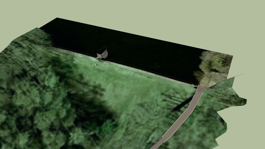 Lower Ragged Mountain Dam