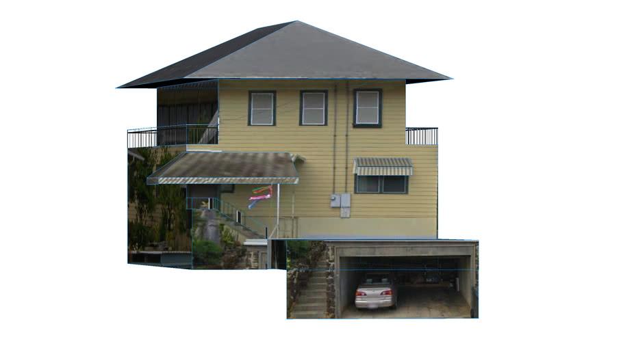 Yellow 2.5 flr House