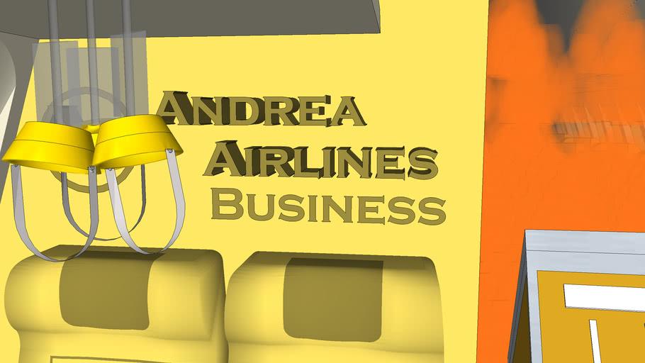 Andrea Airlines Flight 1846