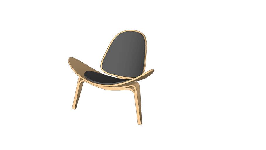 shell chair ch07 한스 웨그너 의자