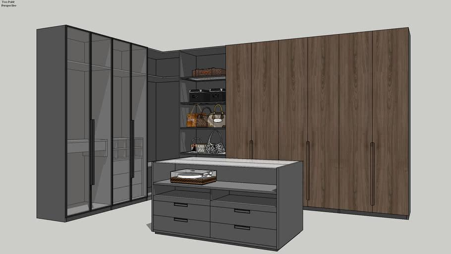 Furniture - closet