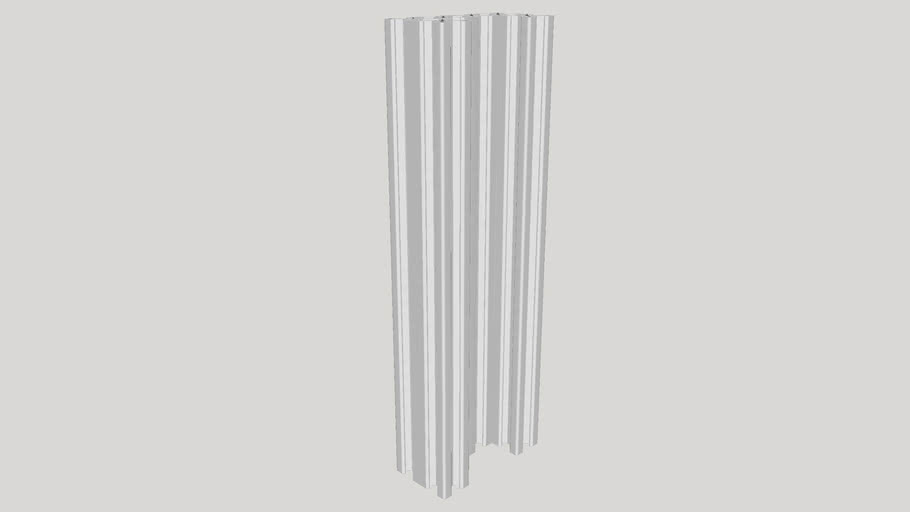 C-Beam 40x80x250 Linear Rail_1_1