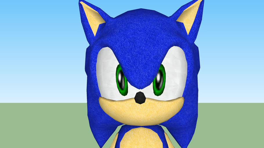 sonic extra detailed.