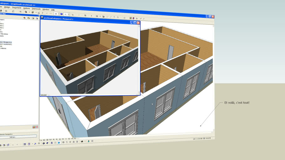 Sketchup-to-Archicad-introduction