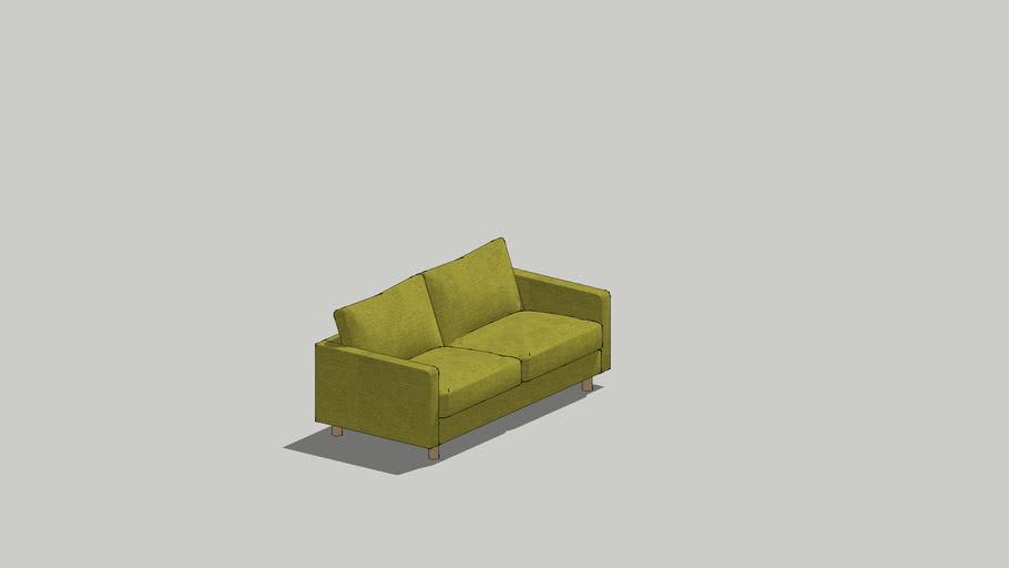Muji Sofa 2 5人 Green Warehouse