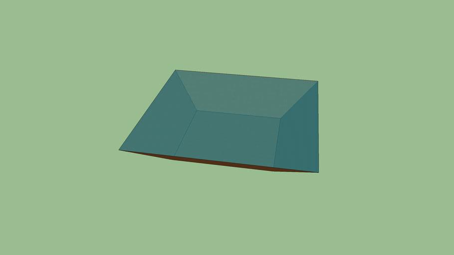 Bowl of water (very big)
