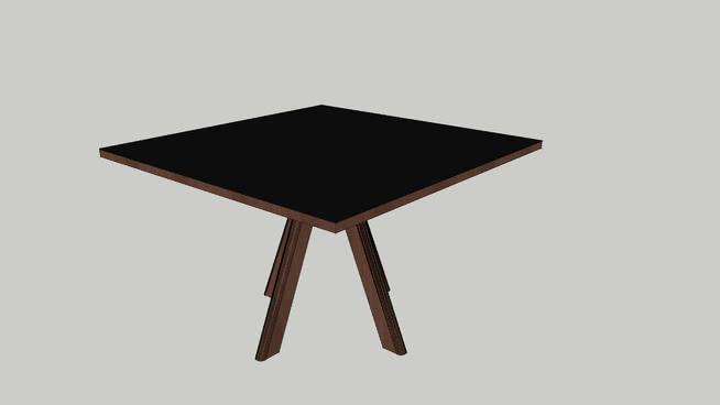 Mesa jantar Cavalletto 02 e 04