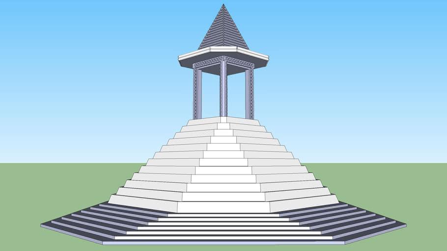 Temple Pyramid