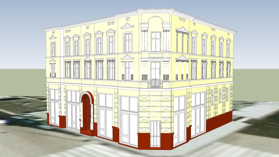 TENEMENT HOUSE ON 42 SNIADECKICH STREET IN BYDGOSZCZ