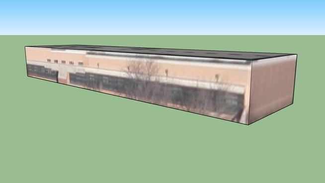 Bâtiment situé Albuquerque, NM, USA