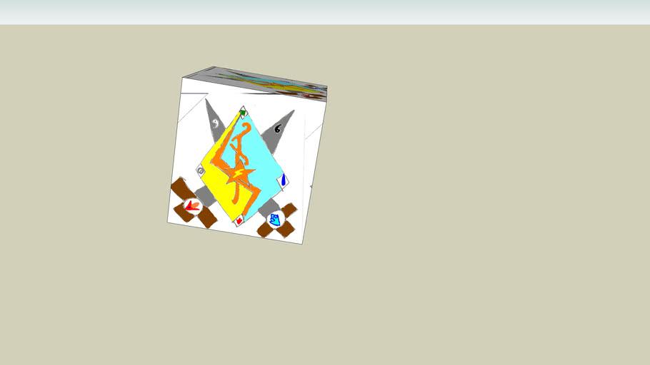 tronian logo cube