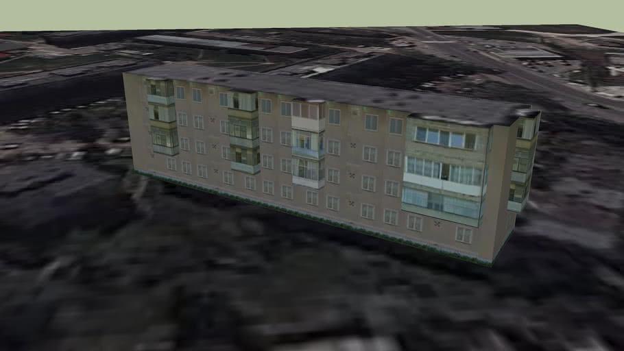 Bloc 23 strada Calinescu, Onesti