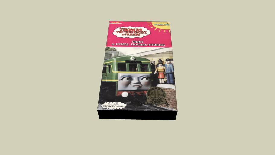 Shining Time Station-Daisy and Other Thomas Stories VHS