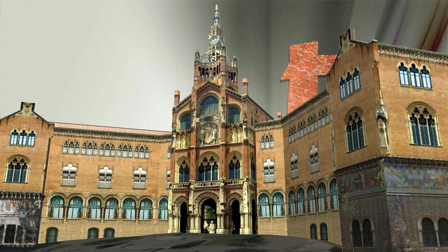 Hospital de La Santa Creu de Sant Pau