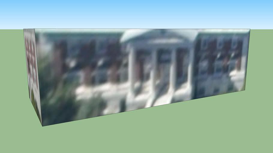 Building in Medford, MA 02155, USA