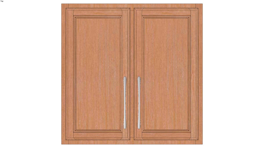 Wall Refrigerator 30Hx24D