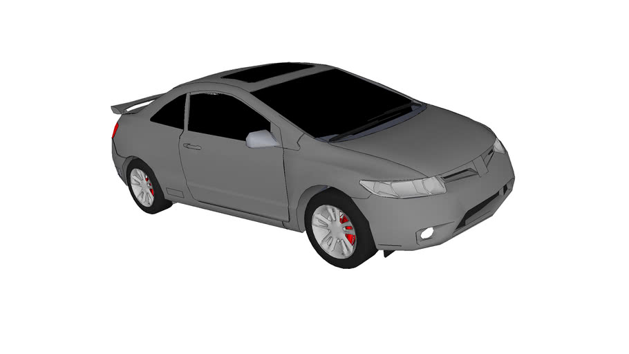 2006 Honda Civic SI