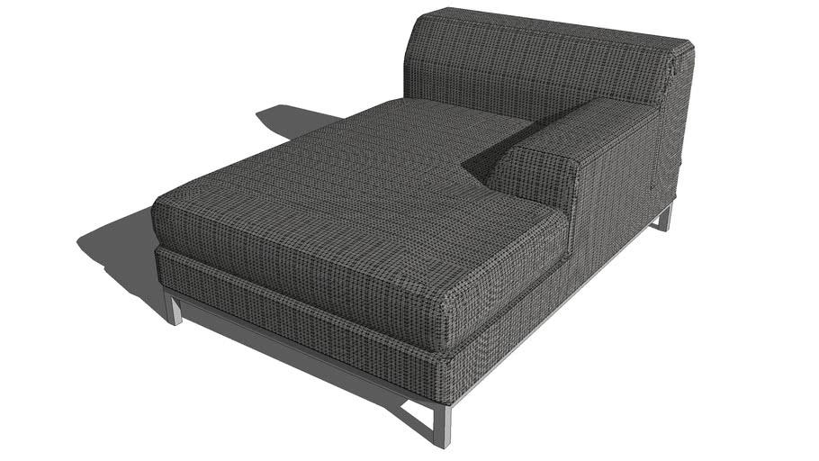 IKEA_Kramfors_Right-hand chaise longue
