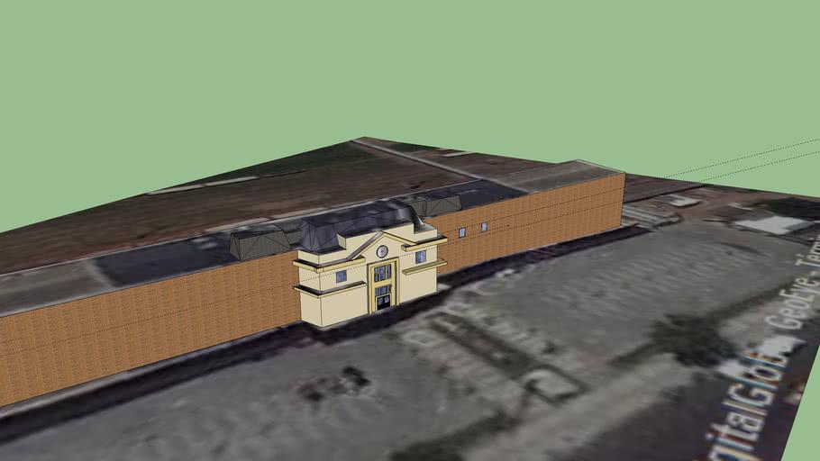 Estacion Ferroviaria Alta Cordoba