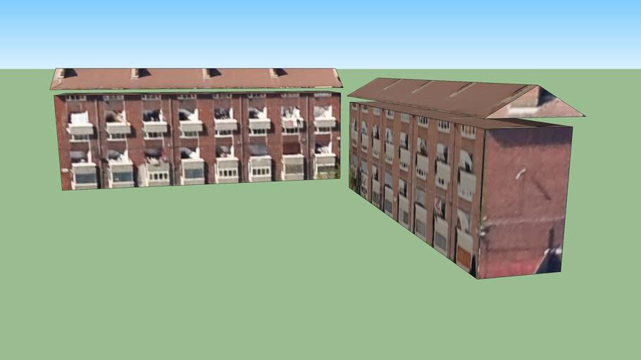 Building in Dublin 1, Co. Fingal, Ireland
