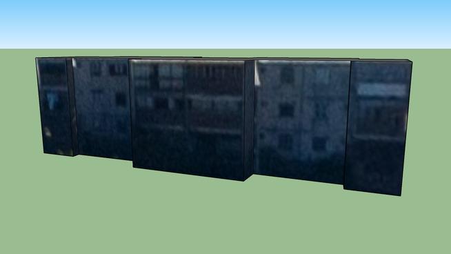 Edificio en Chile 3201-3299, Mar del Plata, Buenos Aires, Argentina