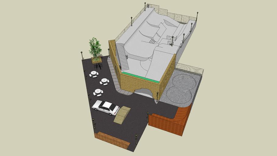 Small Skate Park