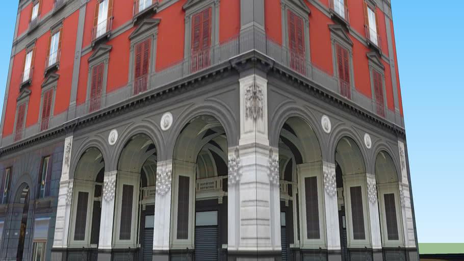 Palazzo Gemello Piazzetta Duomo