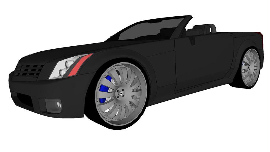 Modified Cadillac XLR