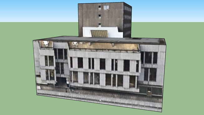 Building in Edinburgh EH2 2ND, UK