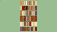 wood species texture