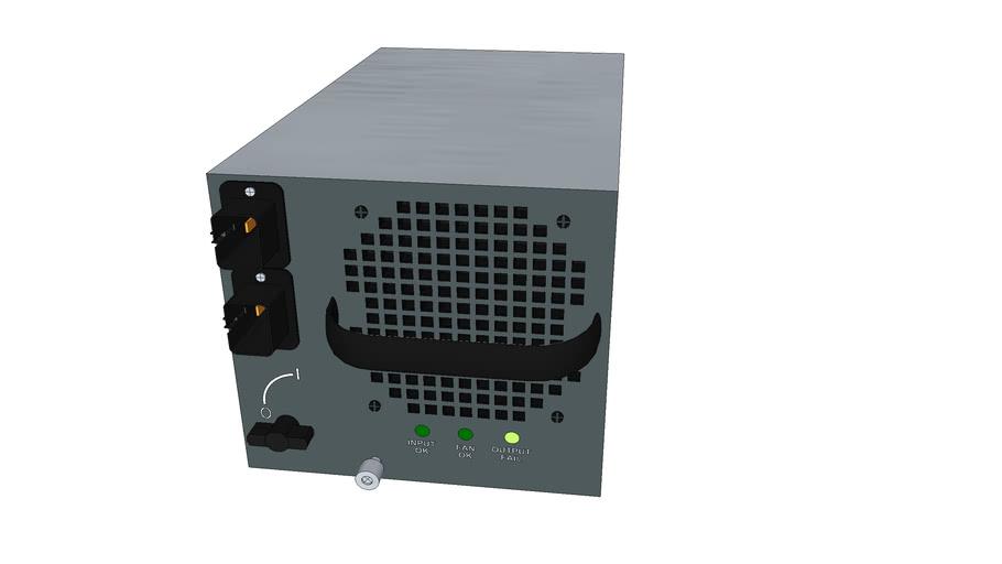 WS-CAC-6000W Cisco Power supply