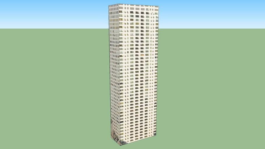 Edificio en 〒105-6019