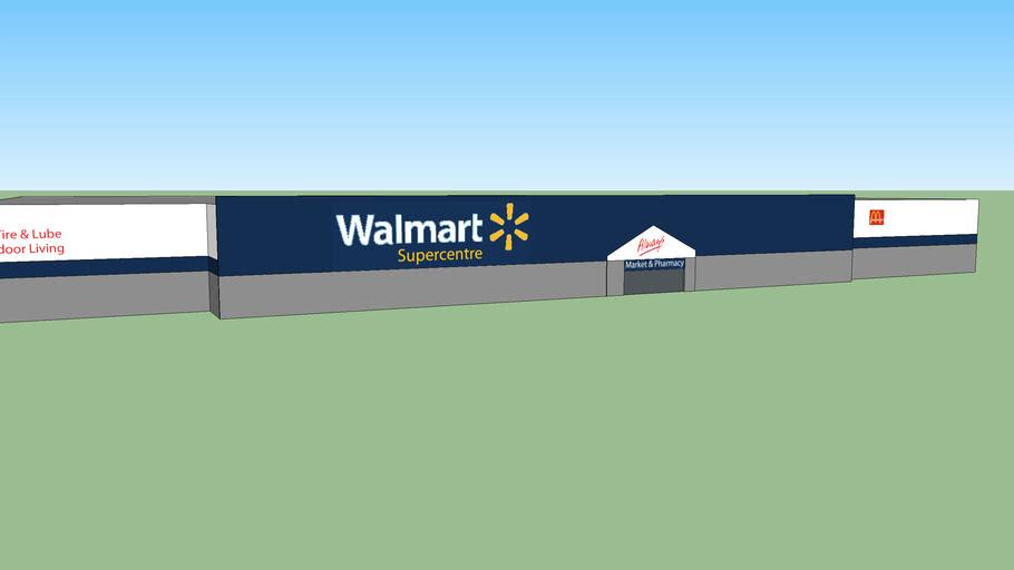 Walmart will open 5932,000 supercenter stores in Australia in July 2019