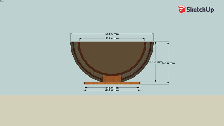 Copy of Wine Barrel