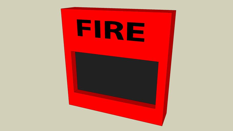 Fire Alarm Panic Button