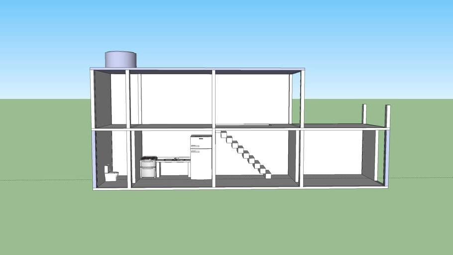 4 projeto casa 13x3