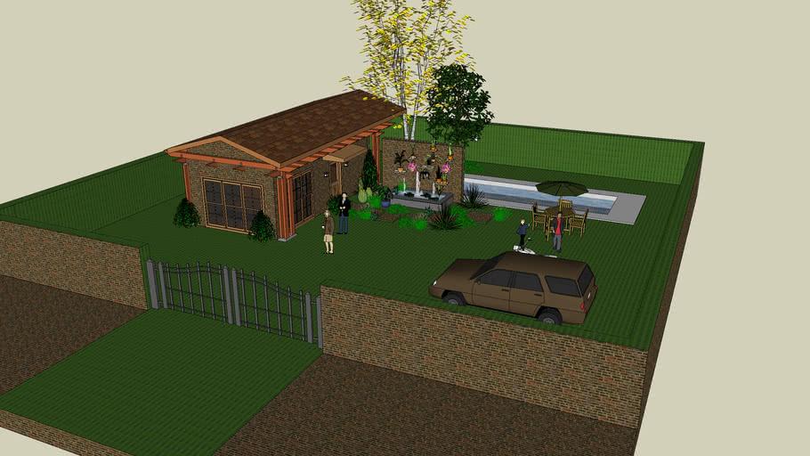 wodden house 1
