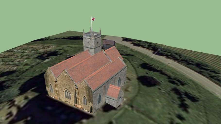 St Arilda's Parish Church, Oldbury-on-Severn, South Gloucestershire