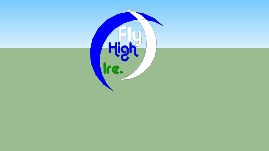 FlyHigh Ireland New tail logo