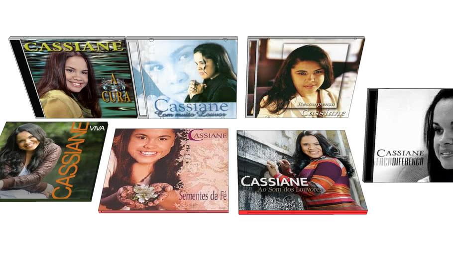 Coleção CDs Cassiane