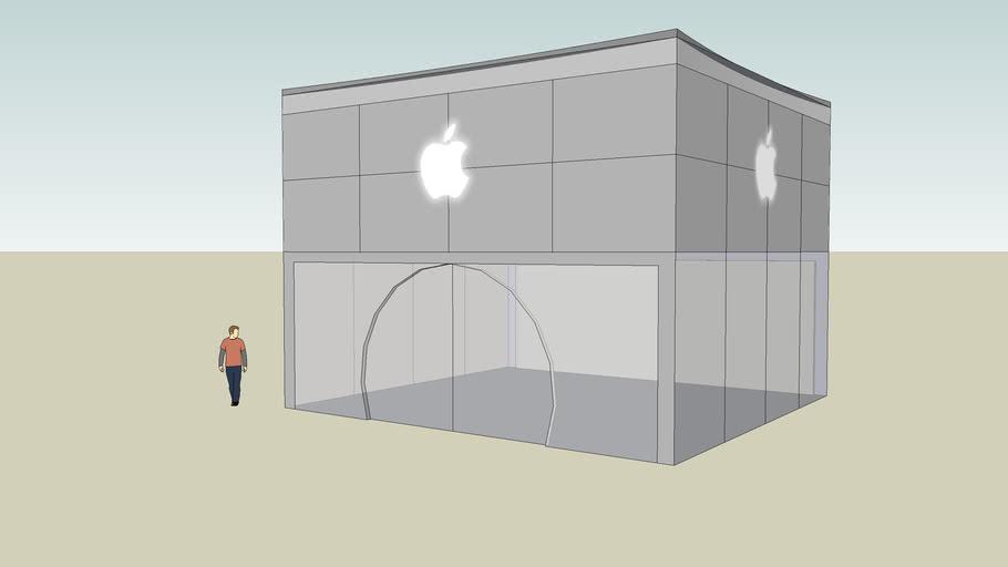 Concept Design Apple Store