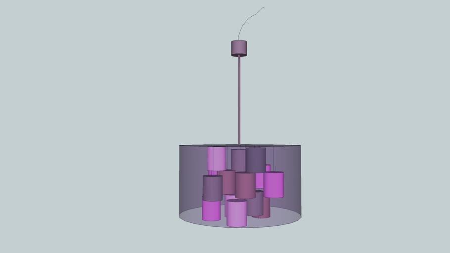HANGLAMP, HANGING LAMP, LAMPE PENDAISON