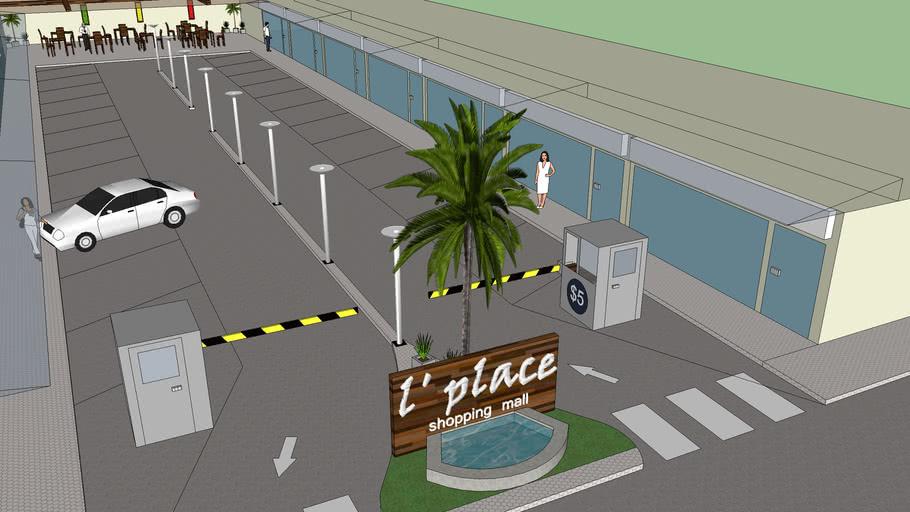 L´ Plaze - Shopping mall